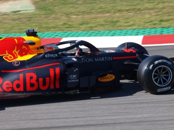 Test F1 2020: Día 4 - Red Bull sigue confiado a pesar de los problemas de hoy