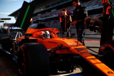 Test F1 2020 - Día 6: McLaren acaba la pretemporada haciendo todo lo planeado