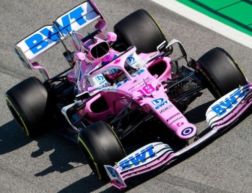 Test F1 2020: Dia 3 – Racing Point termina 1ª etapa de ensayos productiva y aun color de rosa