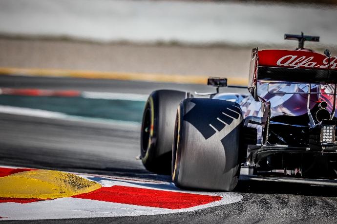 Test F1 2020: Día 1 – Alfa Romeo en busca de confiabilidad y continuidad