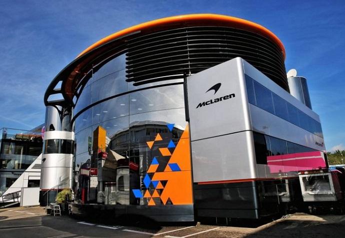 Brawn estudia reducir emisiones acabando con los motorhomes de lujo