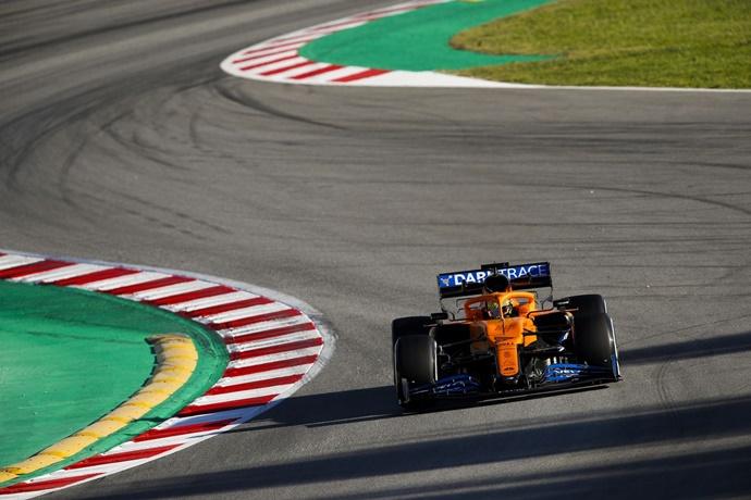 Test F1 2020: Día 4: McLaren, un nuevo aprendizaje