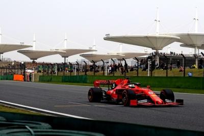El GP de China, en mayor riesgo por la cancelación de eventos en Shanghái