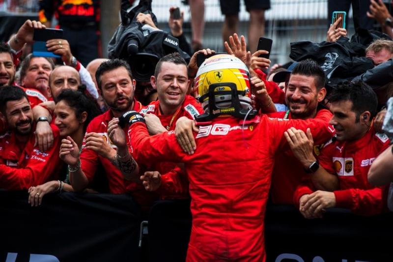 Ferrari va a aumentar el presupuesto para su equipo de Fórmula 1 en 2020
