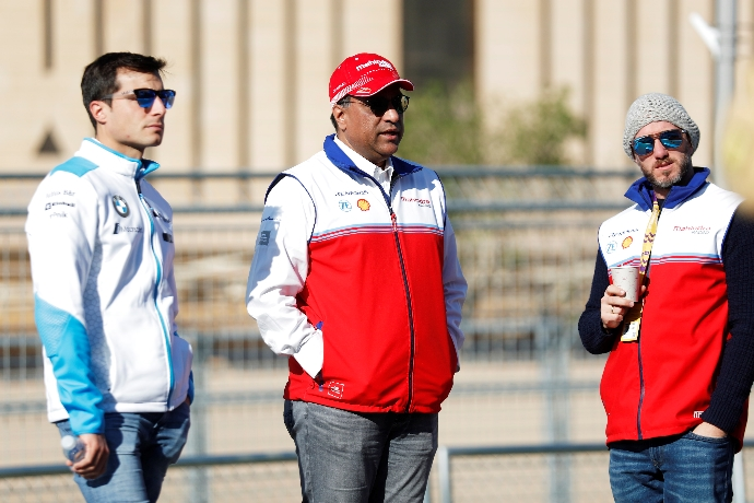 #MexicoEPrix Preview: Mahindra y Mercedes EQ