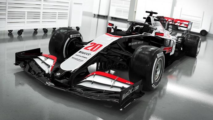 Haas sorprende y revela su contendiente para la temporada 2020