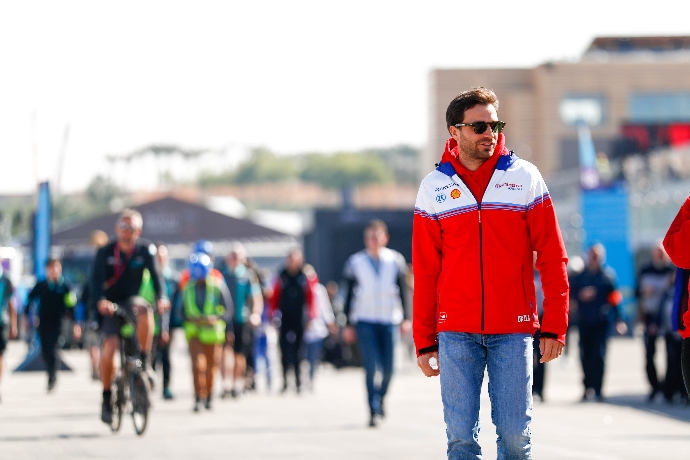 #MexicoEPrix Preview: Jerome D'Ambrosio