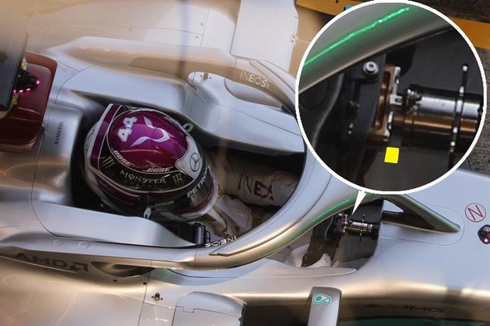 La FIA asegura que el sistema DAS es seguro