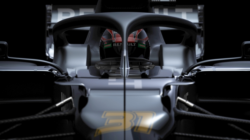 Los primeros detalles del Renault RS20