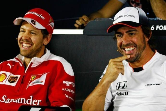 Marko descarta a Vettel y Alonso para competir con Red Bull en el futuro