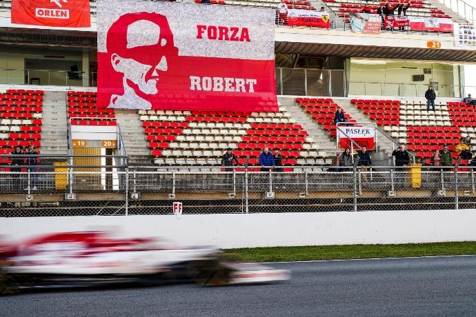 Test F1 2020: Día 4 - Alfa Romeo, el más rápido de la mano de Kubica