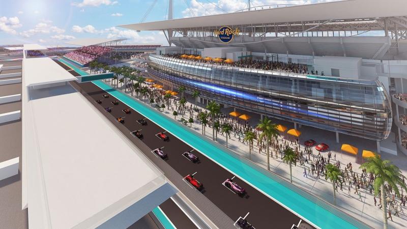 Residentes de Miami preparan protestas en contra del futuro GP de F1