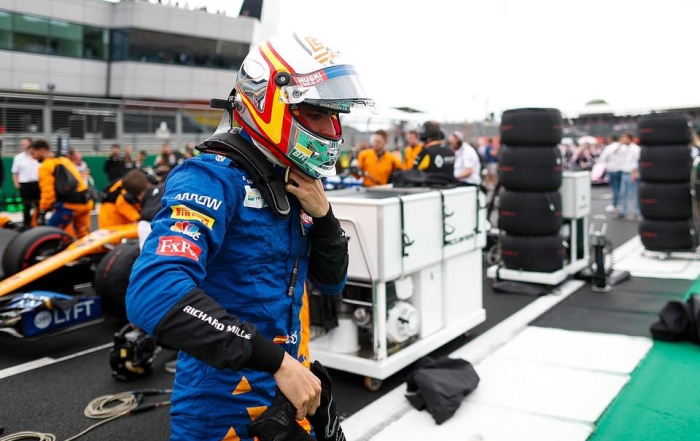 Sainz reconoce que ya mantiene conversaciones para renovar con McLaren