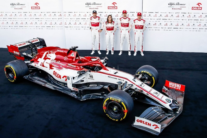 Tatiana Calderón renueva como Piloto de Prueba en Alfa Romeo