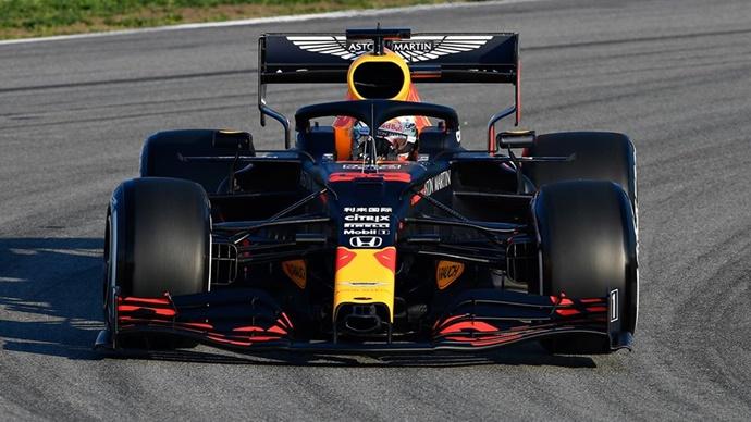Test F1 2020: Día 1 – Red Bull y Verstappen inician la pretemporada con buen pie