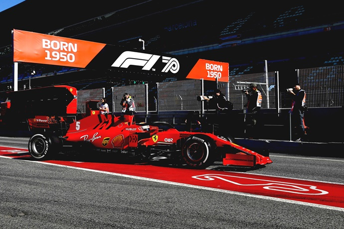 Test F1 2020: Día 2 – Ferrari, en busca de más datos
