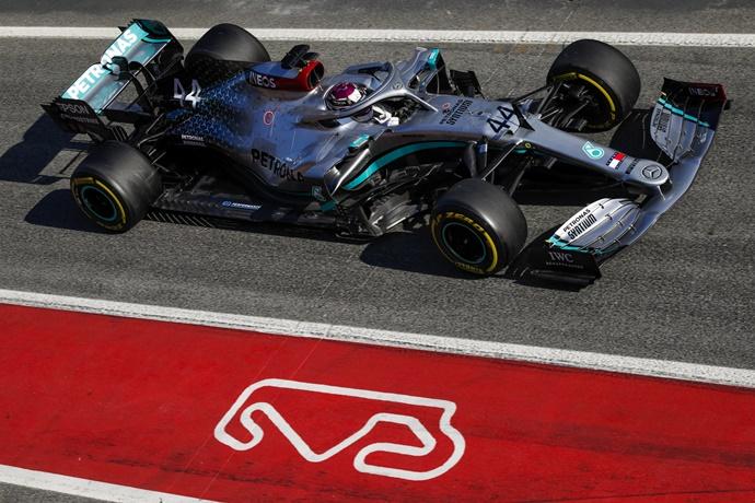 Test F1 2020: Día 2 – Mercedes y su DAS han dado mucho de que hablar