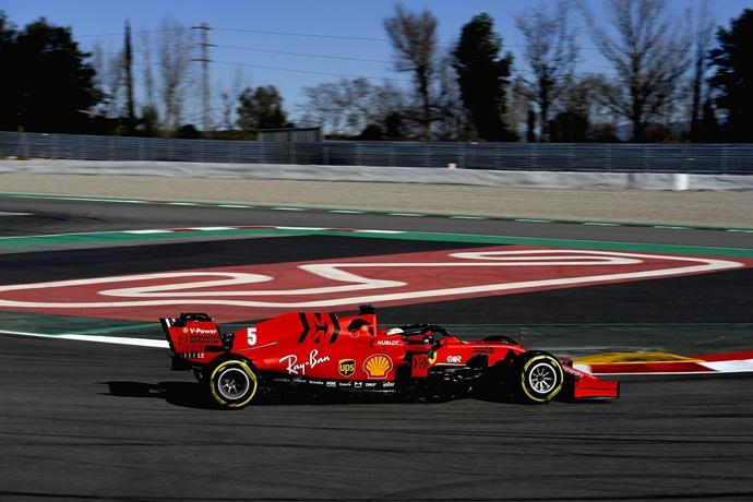 Test F1 2020: Día 4 – Ferrari con la mirada puesta en Australia