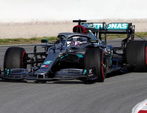 Test F1 2020: Día 4 – Mercedes no hace pruebas de rendimiento, pero sigue dando miedo