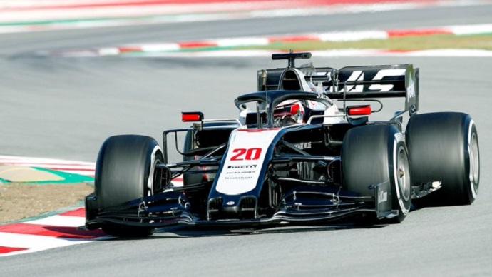Test F1 2020: Día 5 - Haas: Superado el centenar de vueltas