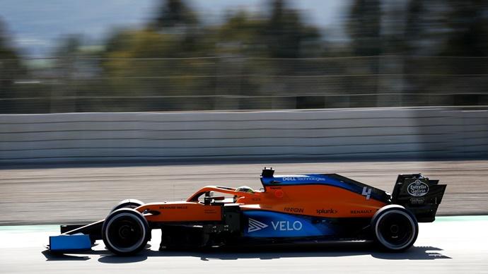 Test F1 2020: Día 5 - McLaren comienza a mostrar su potencial