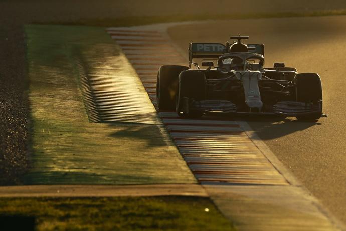 Test F1 2020: Día 5: Mercedes, un día complicado