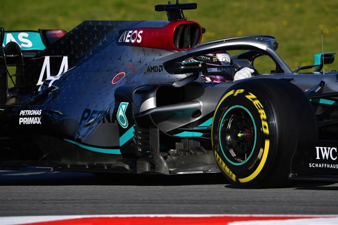 Test F1 2020: Día 6: Mercedes, preparado para Melbourne