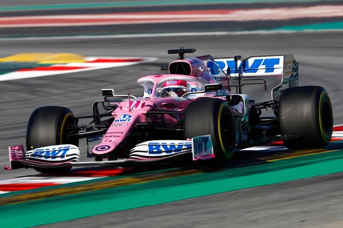 Test F1 2020: Día 6 – Racing Point se muestra fuerte en el ultimo día de pruebas