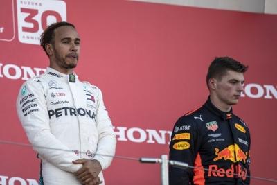 """Verstappen, sobre Hamilton: """"Definitivamente es uno de los mejores, pero no es Dios"""""""