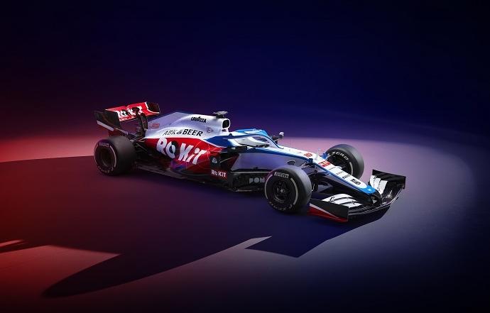 Williams presenta su FW43