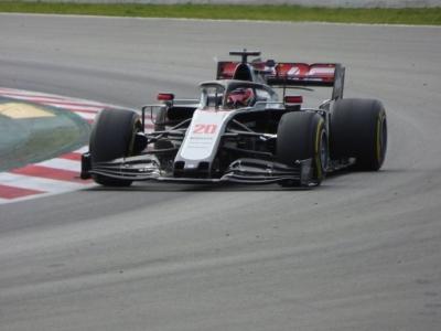 Previo al GP de Australia. Haas no tiene clara su posición