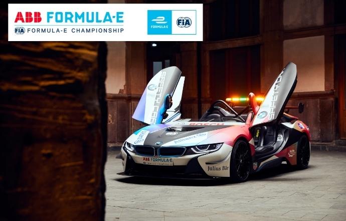 BMW i seguirá siendo el nombre de los vehículos oficiales