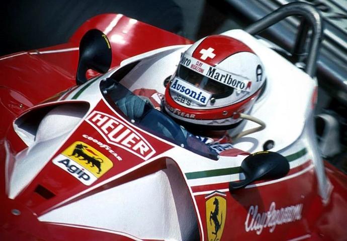 Un homenaje a Clay Regazzoni