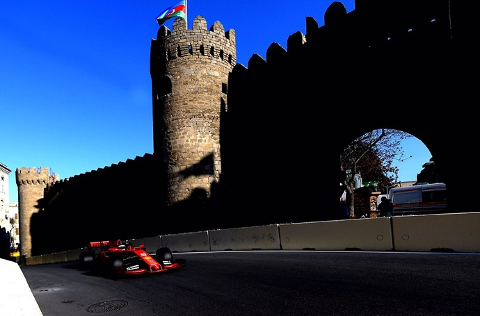 El Gran Premio de Azerbaiyán también podría ser pospuesto