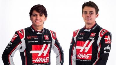 Fittipaldi y Delétraz, confirmados como pilotos de test y reserva de Haas