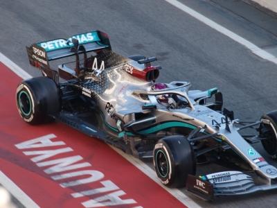 Mercedes retoca su motor para dejar atrás los problemas de pretemporada