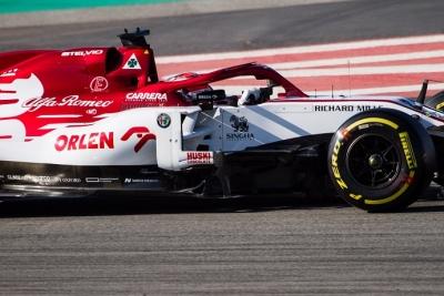Previo GP de Australia Alfa Romeo: piensa en el corto plazo