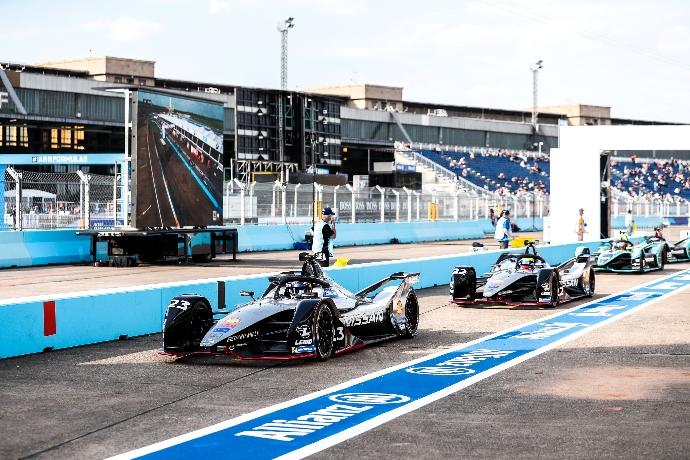 La Fórmula E suspende su calendario por dos meses