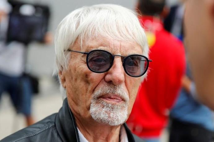 Bernie Ecclestone optaría por no realizar ni una sola carrera de la F1 2020
