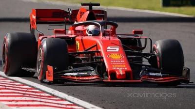 Ferrari partirá hacia Austrialia pese al confinamiento por el Coronavirus