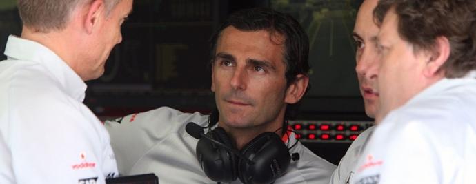 De la Rosa habla de la ocasión en la que reemplazó a Montoya en Baréin 2005