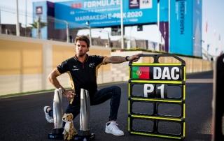 Da Costa construye su victoria en el #MarrakeshEPrix