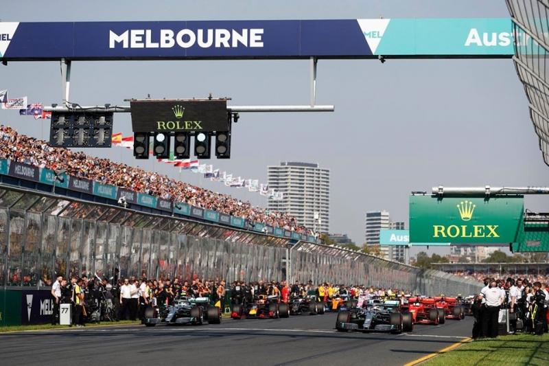 El GP de Australia parece seguir adelante pese a la amenaza del coronavirus