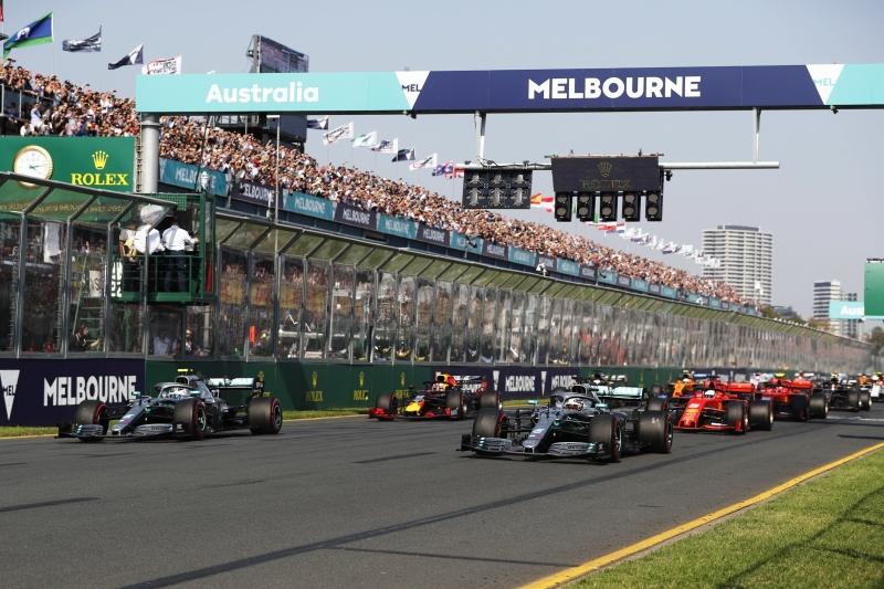 El GP de Australia se celebrará con público presente