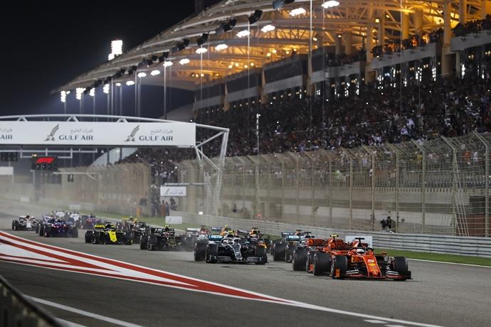 El GP de Bahréin se celebrará a puerta cerrada