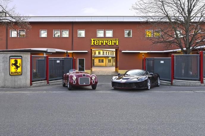 Ferrari cierra temporalmente sus puertas en Maranello por el coronavirus