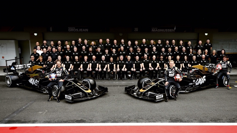 Haas, más unido desde el fatídico GP de Silverstone de 2019