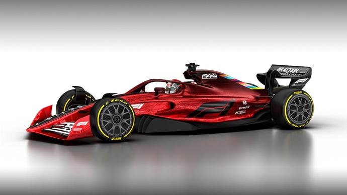 La F1 pospone su cambio revolucionario de 2021 para 2022