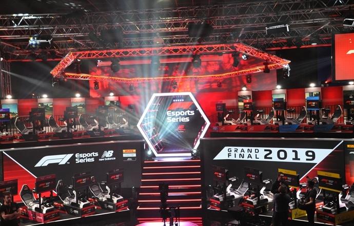 La Fórmula 1 anuncia la celebración de carreras virtuales