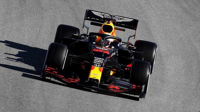 Max Verstappen, sin preocupaciones acerca de su Red Bull